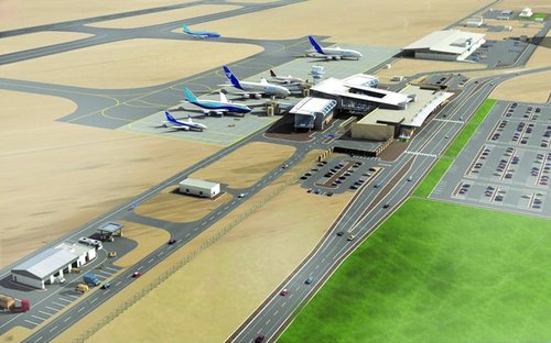 New passenger terminal at Duqm Airport to open in September