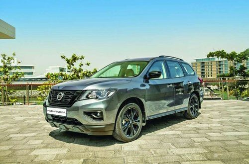 Nissan extends Pathfinder SUV line-up with launch of Nissan Pathfinder Midnight Edition