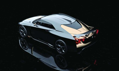 Nissan GT-R50 by Italdesign to debut at Goodwood Festival