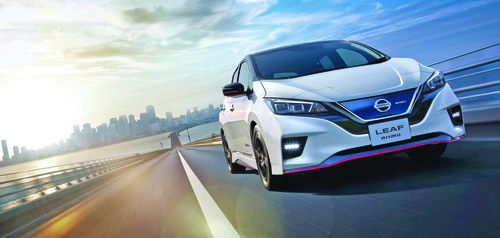 Nissan Leaf Nismo to make world debut on July 31