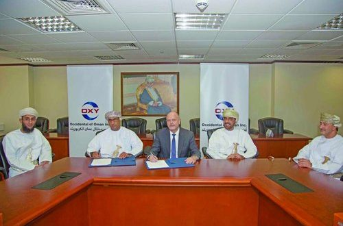 Occidental Oman to construct first public park in Hamra al Duroo