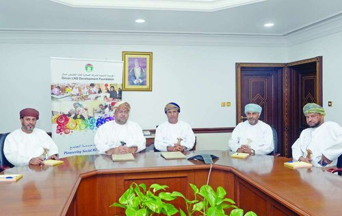 Oman LNG boosts safety and hygienic measures for livestock