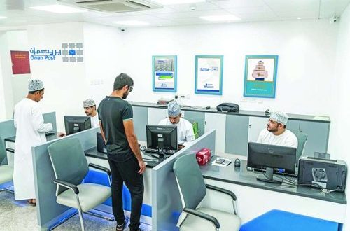 Oman Post opens new office in Ma'abela