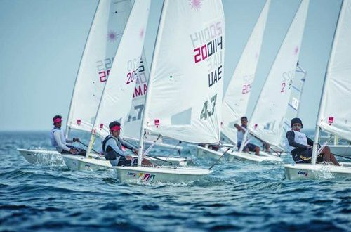 Oman Sail youth team ready for challenge at World Championships in Poland