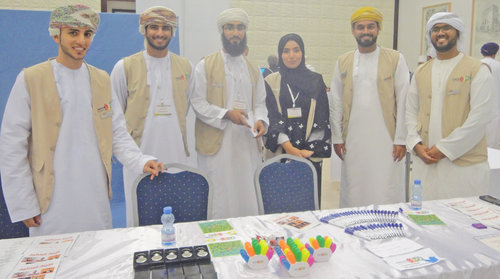 OmaniExpo at GUtech showcases innovative student research projects