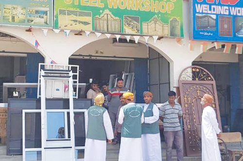 Public Authority for Consumer Protection holds inspection campaigns in Rustaq