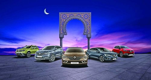 Renault Oman's Ramadan scheme ends on July 7