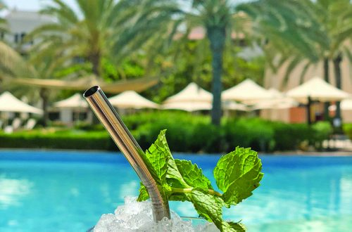 Shangri-La implements use of sustainable straws