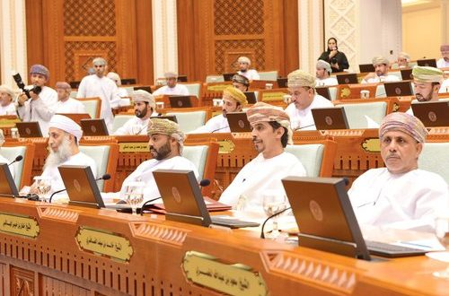 State Council, Majlis A'Shura discuss draft law on Living Aquatic Wealth