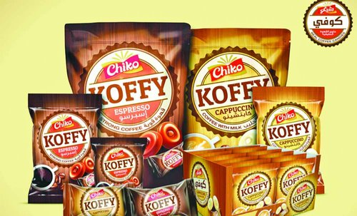 Sweets of Oman launches 'any time coffee' candies