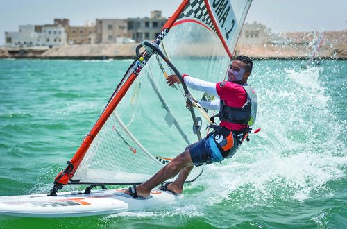 Young sailors work to create history after Oman earns place at Youth Olympic Games