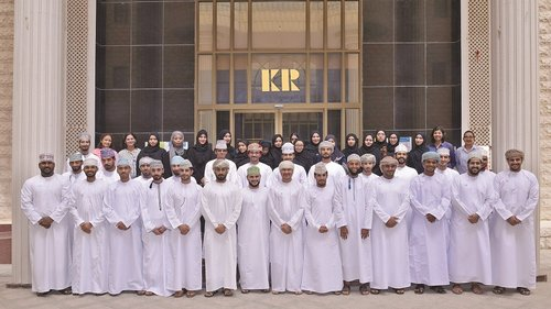 Khimji Ramdas Management Trainee Programme inducts 42 Omani nationals