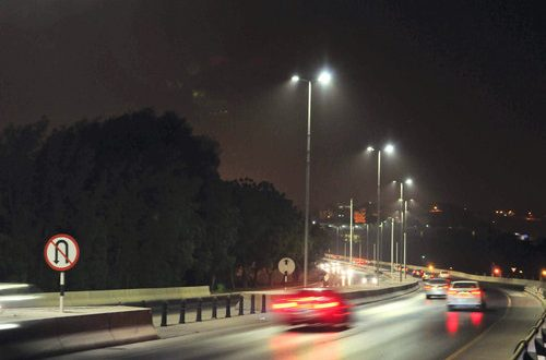Muscat Municipality replacing sodium street lights with LEDs