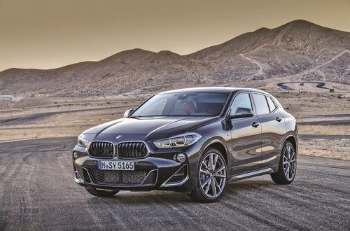 BMW X2 M35i: M DNA for powerful compact Sports Activity Coupe