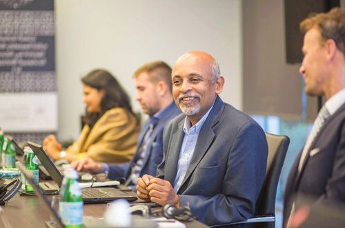 Jury session of Sultan Qaboos Award for Excellence in eGovernment begins