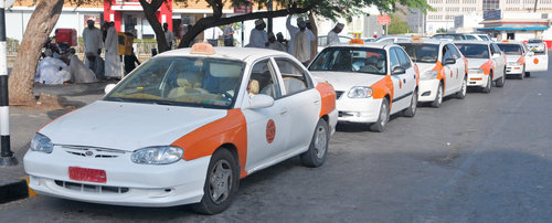 Around 20,000 orange taxis in Muscat to have electronic meters from June 2019: MoTC