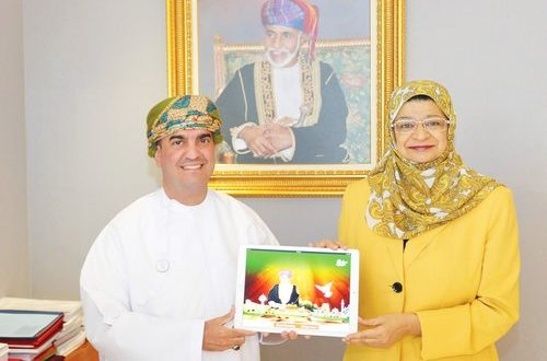 Dr Rawiyah launches 'Glorious November Round the World' National Day initiative