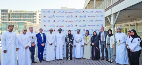 Duqm Refinery, Oman Sail conduct courses for employability skills