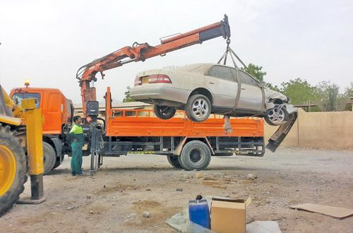 New decision imposes heavy fines for abandoning vehicles in public places