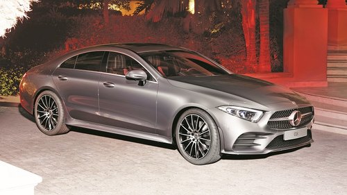 New Mercedes-Benz CLS: 3rd generation style icon