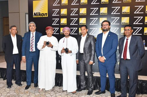 Nikon unveils full-frame mirrorless cameras Z6 and Z7 in the sultanate
