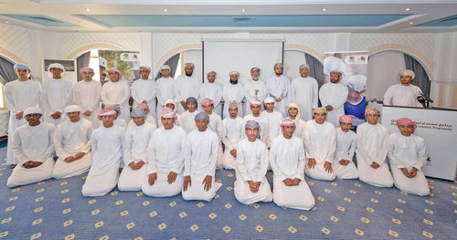 OOCEP, Oman Sail mark completion of Musandam Future Leaders Programme