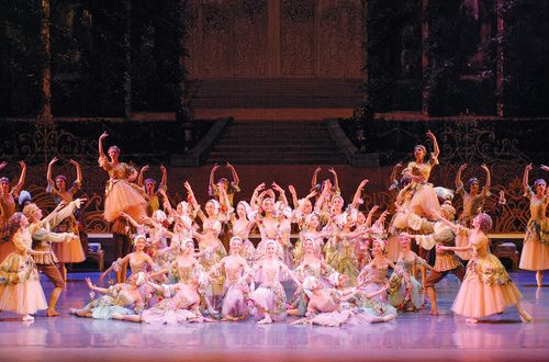 ROHM to present three performances of timeless ballet The Sleeping Beauty