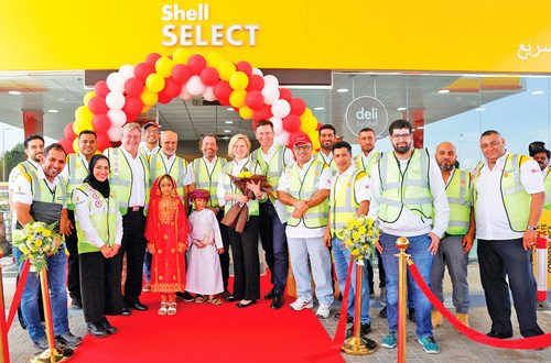 Shell Oman opens revamped convenience store in Azaiba