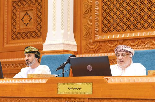 State Council and Majlis A'Shura discuss Selective Goods Tax Law