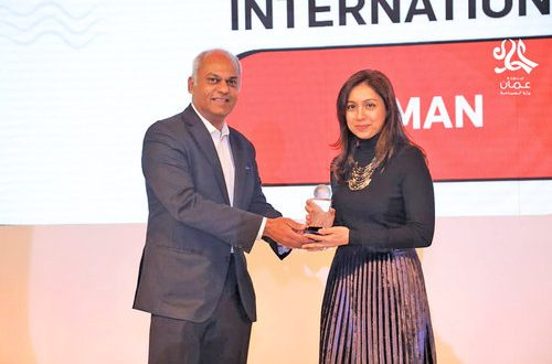 Sultanate awarded 'Best International Destination for Adventure Tourism' in India