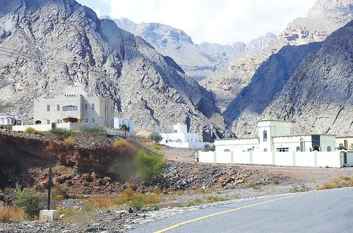 Al A'fiya in Samail: Destination for mountain lovers