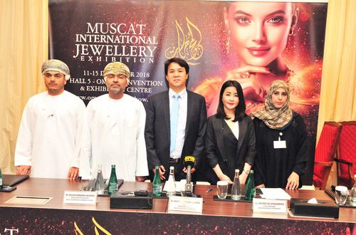 Muscat International Jewellery Exhibition to open on Tuesday
