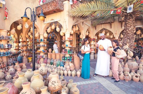 Tourists flock to Dakhliyah to enjoy cool climes
