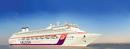 First Indian cruise liner launched; Muscat, UAE part of winter schedule this year