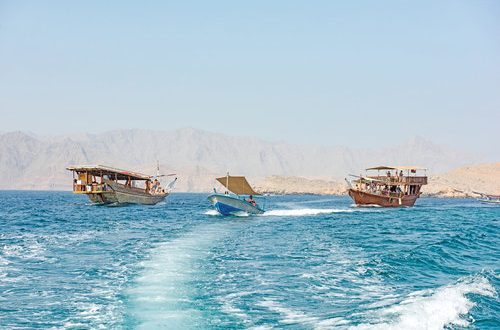 Musandam to get first water taxi service