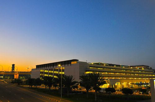 Muscat airport competes for world's best title
