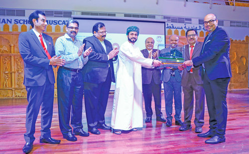 Muscat gets seventh Indian school