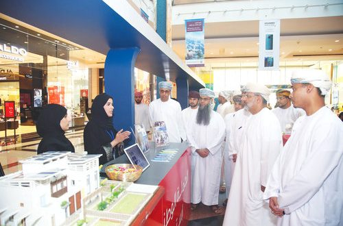 Nama exhibition promotes potential of Omani youth