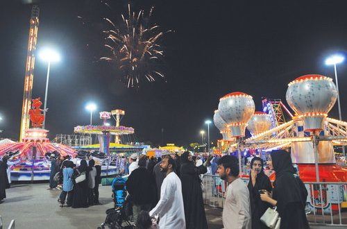 Naseem Gardens to host over 30 thrilling rides for Muscat Festival