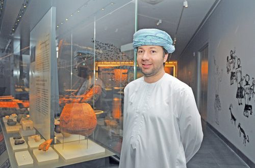 National Museum promotes Omani heritage globally