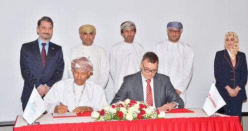 Oman Ground Handling signs three agreements with international airlines