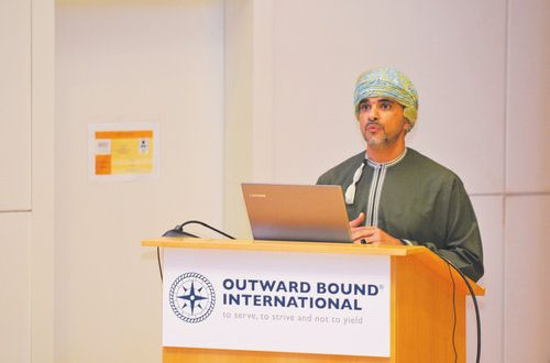 Outward Bound Oman hosts world conference as part of 10th anniversary