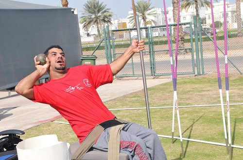 Over 100 participate in third Oman Para Athletic Meeting