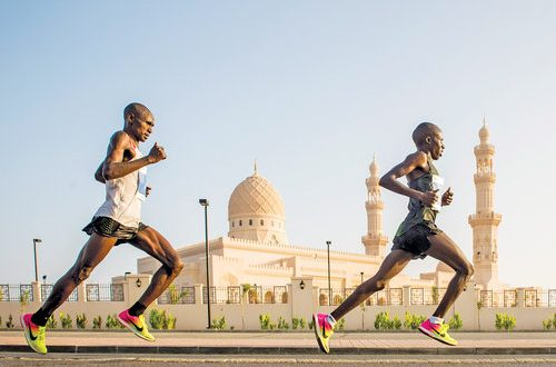 Perfect conditions, cheering crowds greet Muscat Marathon runners
