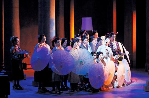 ROHM to present Madama Butterfly on January 17, 19