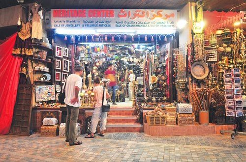 Shopkeepers claim slump in sales at Muttrah Souq