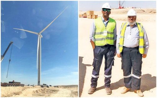 Sultanate's first wind energy project to be operational by Q3