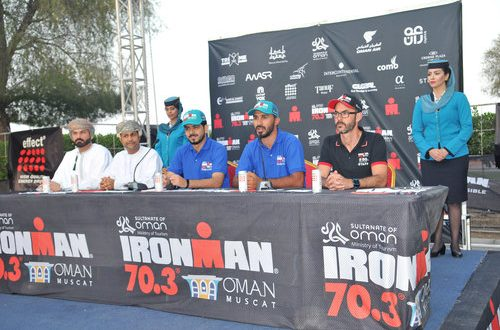 1,000 athletes to participate in Ironman Muscat