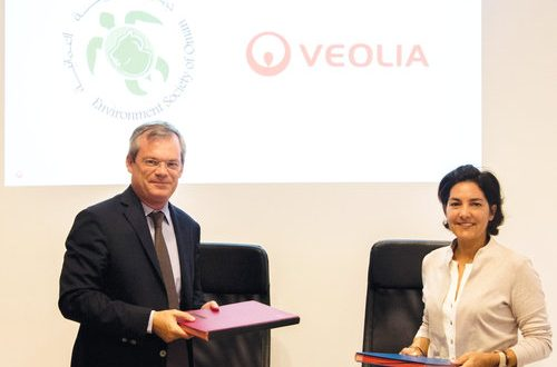Boost to Green School Initiative as ESO, Veolia Oman join hands