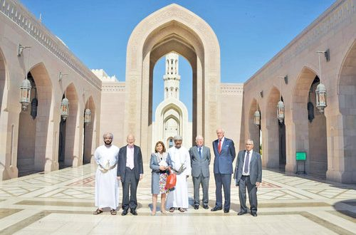 British House of Lords delegation concludes its visit to sultanate